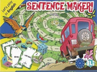 The Sentence Maker - ELI Games